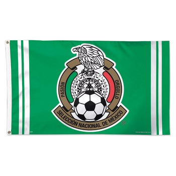 Mexican National Team Flag