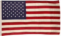 10' x 19' Cotton G-SPEC American Flag (Fully Sewn & Lock Stitched)