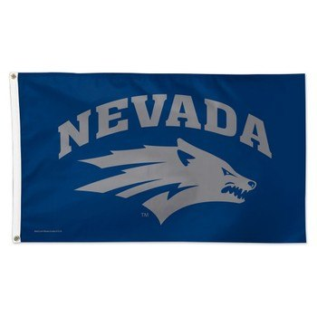 Nevada (University of, Reno) Flag