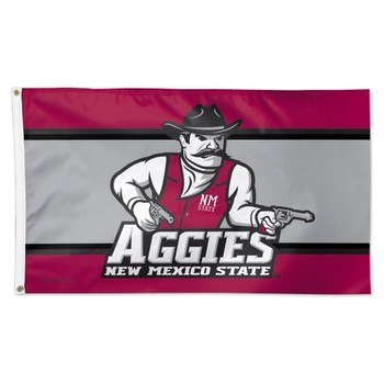 New Mexico State University Flag