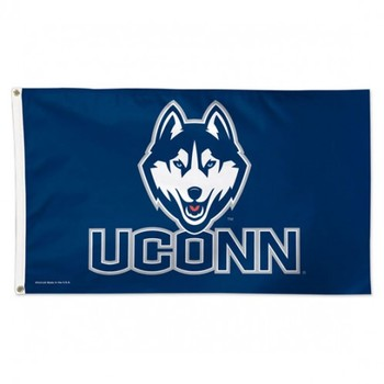 Connecticut (University of) Flag