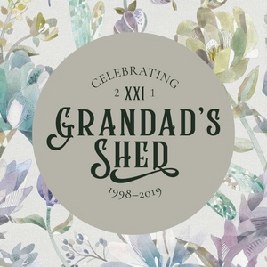 Grandad's Shed at 21: Our Story