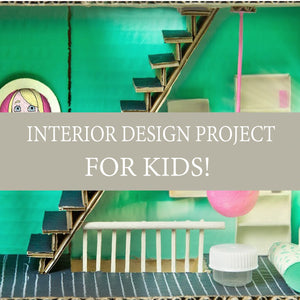 Interior design Project - For kids!
