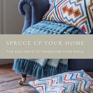 5 Easy Ways to Spruce up Your Home