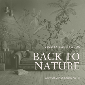 Back to Nature: A Colour Focus