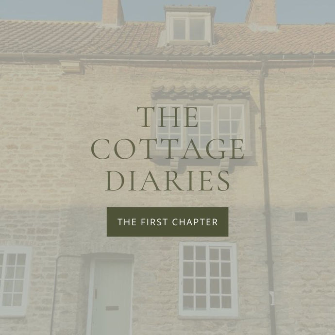 The Cottage Diaries #1