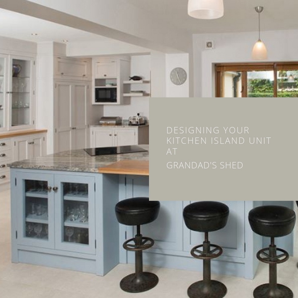 Tips for designing a Kitchen Island Unit