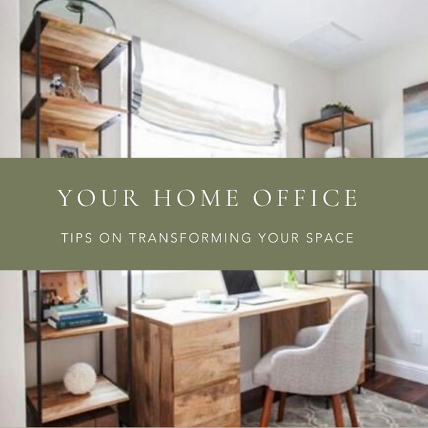 Tips to Transform your Home Office