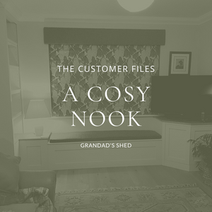 The Customer Files: A Cosy Nook