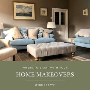 Where Do I Start With My Home Makeover?