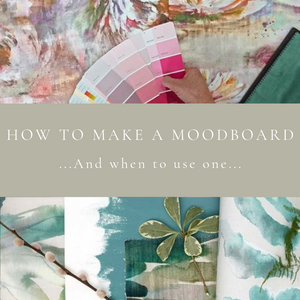 Create your own Moodboards