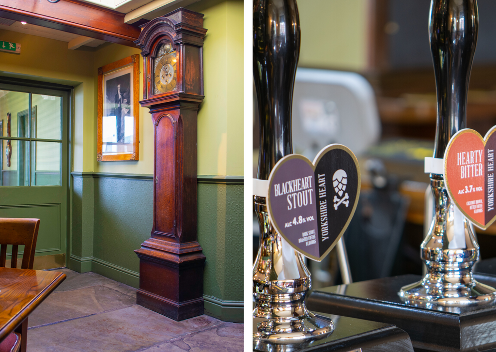 The Fleece, A Pub Refurbishment, Grandad's Shed Pocklington