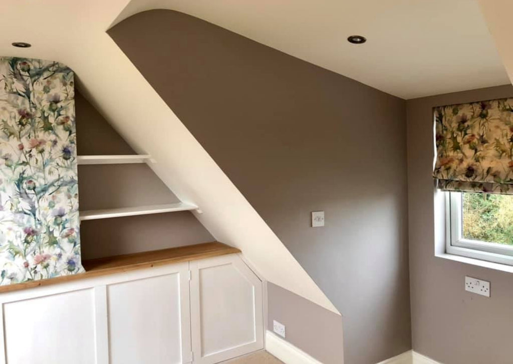 Eaves Alcove Storage Solution Yorkshire