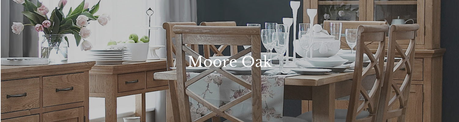 Moore Oak Furniture Yorkshire