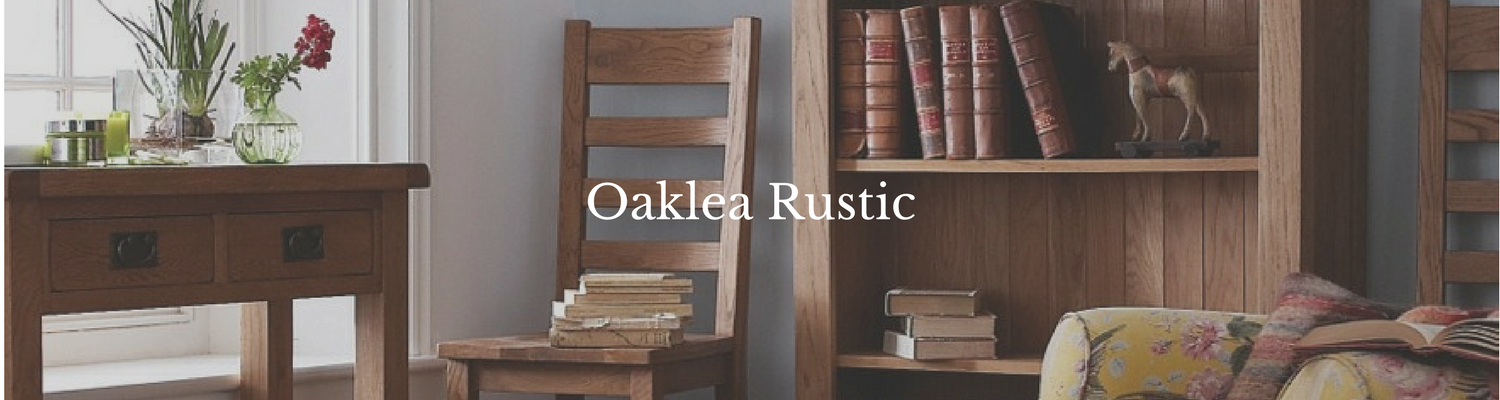 Oaklea Rustic Furniture Yorkshire