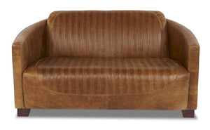 Tub chair - Footstool - Sofa (Luxury Double Stitched Diamonds)