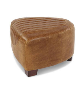 Tub chair - Footstool - Sofa (Luxury Double Stitched Fluted)