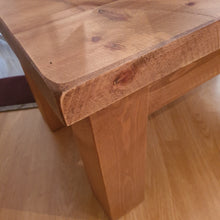 SALE - Pine coffee table