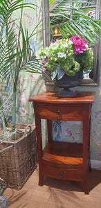 Mahogany Telephone Table - SUMMER-SALE