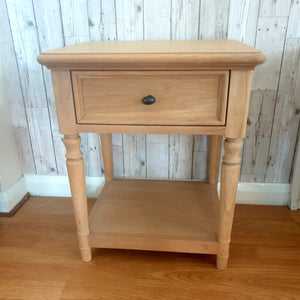 Etton oak side table - SUMMER-SALE