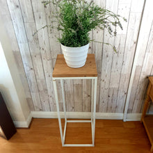 Metal & Wood Plant stand Small - SUMMER-SALE