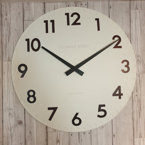 Wall Clock - Black & White