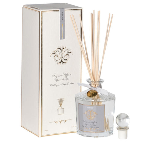 Pure Silk Reed Diffuser Set