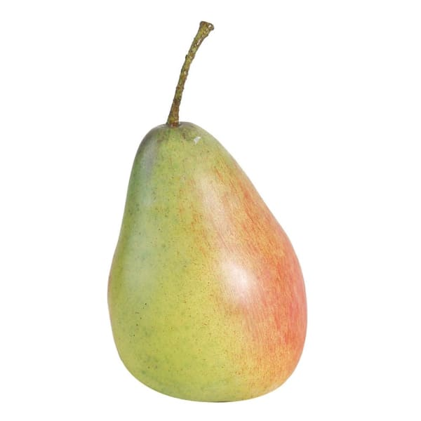 Artificial Blushed Pear