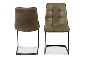Fabric/Leather Dining Chair 5