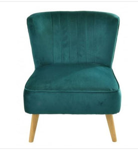 Nina Bedroom chair - Various colour options