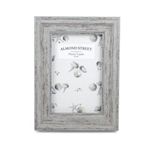 6''x 4'' Seashells Photoframe