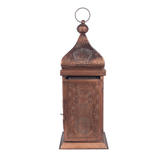 Antique copper Lantern