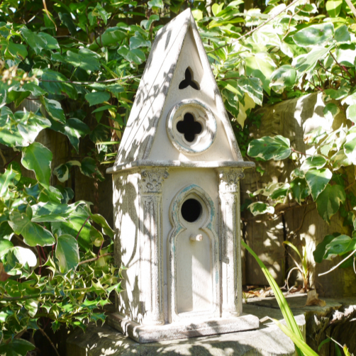 Blue Tit Towers - Birdhouse
