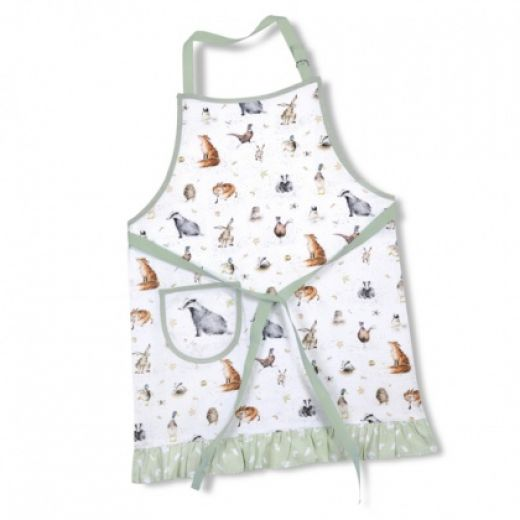 Pimpernal Cotton Apron