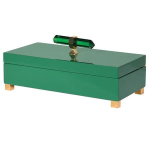 Jade Jewellery Box