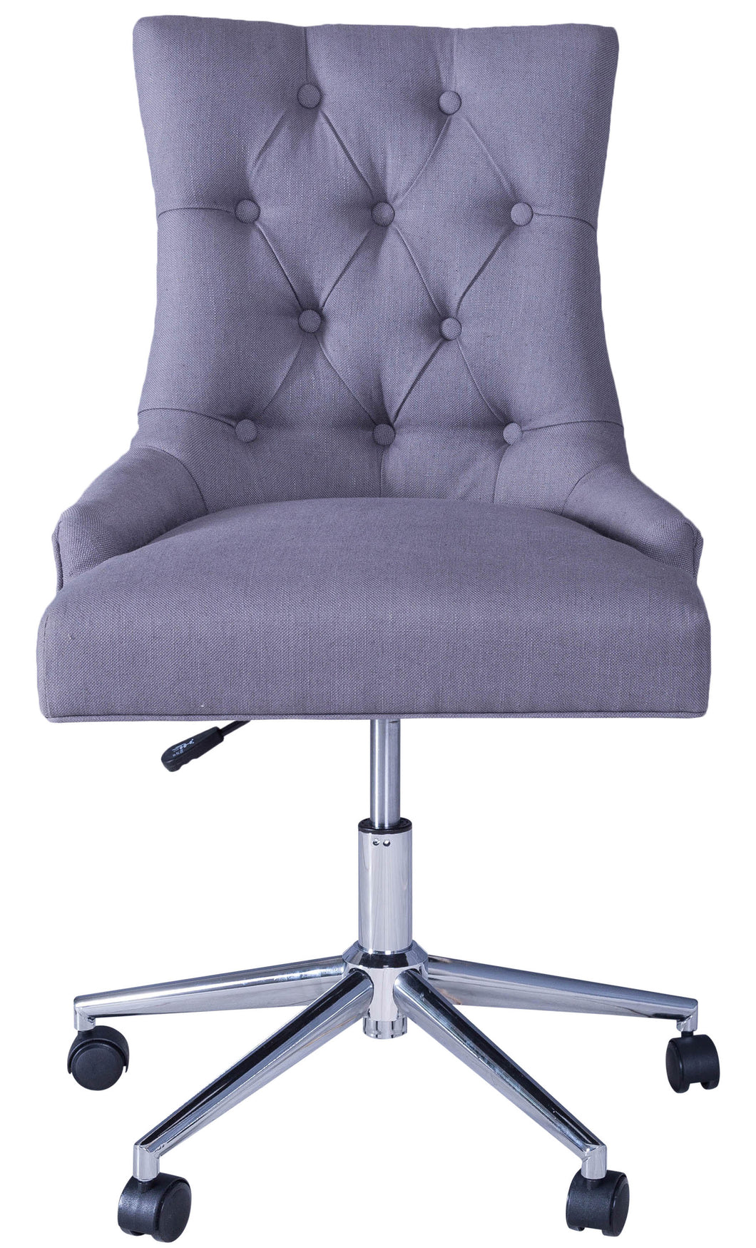 Winged Button Back Office Chair