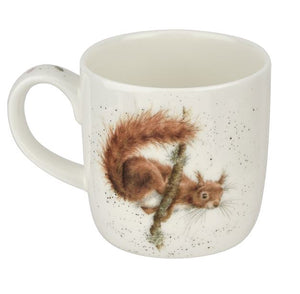 Between Friends - Squirrel Mug