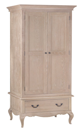 French Country 2 Door Wardrobe