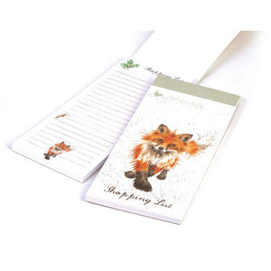 'The Foxtrot' Magnetic Shopping Pad