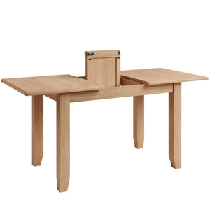 Gowthorpe 1.2m Butterfly Extending Table