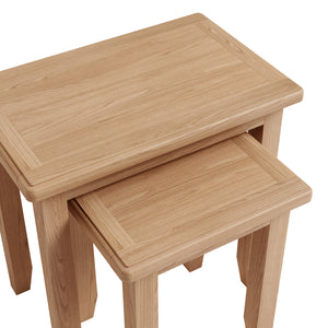 Gowthorpe Nest of 2 Tables
