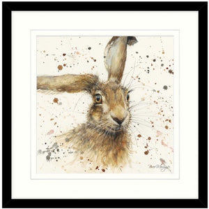 Harriet Hare Framed Art