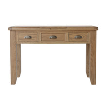 Hodsow Oak Dressing table