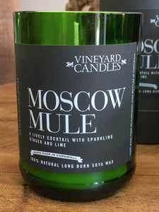 Moscow Mule Vineyard Candle