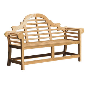 Wooden 2 Seater Bench