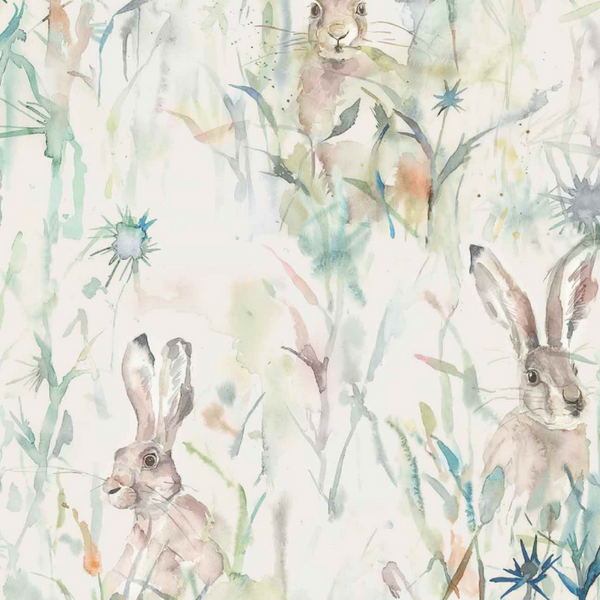 Jack Rabbit Wallpaper - 1 Colour