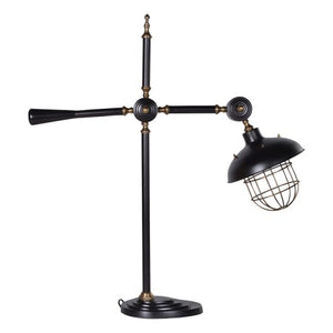 Adjustable Arm Desk Lamp