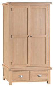 Londesborough 2 Door 2 Drawer Wardrobe