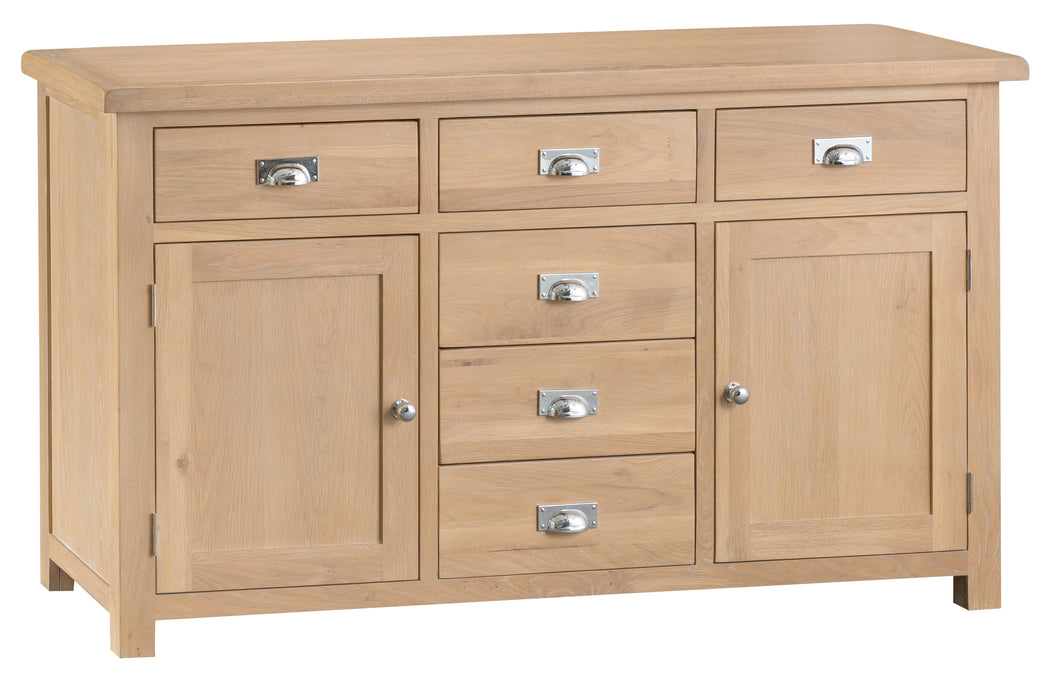 Londesborough 2 Door 6 Drawer Sideboard