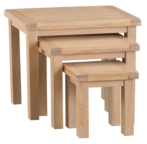 Londesborough Nest of 3 Tables